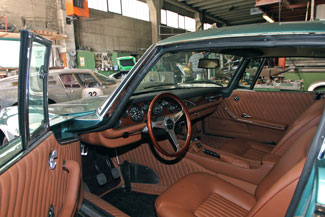 ISO <span style='width: 0px; height: 0px; position: absolute; left: -20000px; z-index: 1000;'> grifo rivolta a3c restoration </span>  Grifo interior